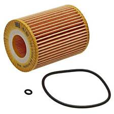 Mann Oil Filter Paper Element Mercedes Jeep Grand Cherokee Commander Service