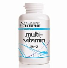 Multivitamin A-Z (50,17 €/1kg) 250 compresse -100% RDA-fat2fit Nutrition