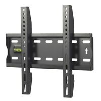 """Ultra Slim TV Wall Mount Bracket for 15-42""""inch LED, LCD and Plasma Televisions"""