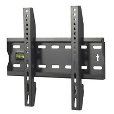"Ultra Slim TV Wall Mount Bracket for 15-42""inch LED, LCD and Plasma Televisions"
