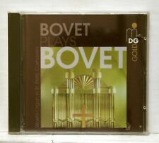 GUY BOVET plays GUY BOVET - MDG GOLD CD STILL SEALED