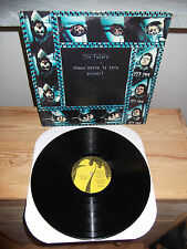 """THE FUTURE """"WHOSE MOVIE IS THIS ANYWAY? LP 1981 USA INDIANAPOLIS PRIVATE PRESS"""