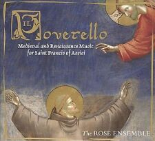 Il Poverello: Medieval and Renaissance Music for Saint Francis of Assisi