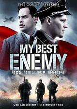 My Best Enemy (DVD, 2013, Canadian) - Brand New, Factory Sealed