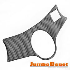 New Carbon Fiber Looks Top Yoke Protector Cover For Honda CBR600F 1999-2002