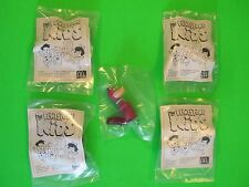 1988 McDonalds - Flintstone Kids - set of 4 + U3 *MIP* *Regional*
