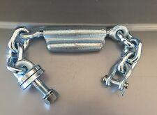 50094 Catena antiscuotimento 3+3 maglie per sollevatore trattori Fiat