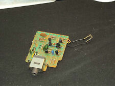 Pioneer SX-1980 Stereo Receiver Original  Mic Assembly   Board Part GWM-104