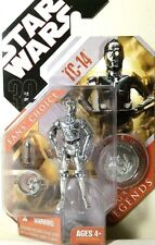 Star Wars Figure MOC-SAGA LEGENDS- (TC-14) -Coin-TAC 30th-NEW BUT OPENED