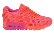 NIKE AIR MAX 90 ULTRA BR WOMEN CRIMSON / PINK BLAST SHOES TRAINERS UK 5.5 NEW