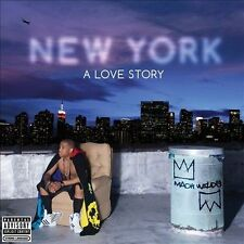 New York a Love Story (CD) by Mack Wilds