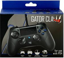 Gator claw wired controller pad-noir (PS4) playstation 4