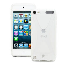 Clear New Hybrid TPU Protector Case Cover Shield for Apple iPod Touch 5th Gen 5G