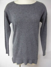 NWD ANN TAYLOR 100% CASHMERE LONG SLEEVE SWEATER - SIZE M