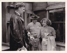 JOAN CRAWFORD WALTER HUSTON Sadie Thompson Original Vintage 1932 RAIN Photo