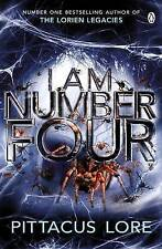 I Am Number Four, By Pittacus Lore,in Used but Acceptable condition