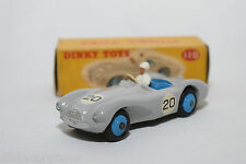 P DINKY TOYS 110 ASTON MARTIN DB3 SPORTS GREY MINT BOXED RARE SELTEN