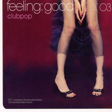 FEELING GOOD = Aim/Yonderboi/Cortiz/Shazz/Ollano/Zoil...=2CD= LOUNGE DOWNTEMPO !