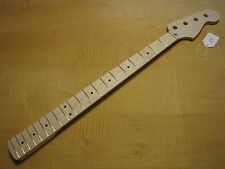 20 Fret Maple Precision Bass Style Neck Unfinished Made In Japan MIJ PMO P3
