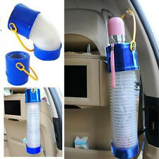 CAR RETRACTABLE UMBRELLA RACK STORAGE BARRELS