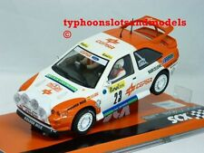 SCX A10196 Ford Escort RS Cosworth - Puras-Montecarlo - Cespa - New