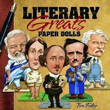 Literary Greats Paper Dolls-ExLibrary