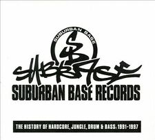 Suburban Base Records: The History of Hardcore, Jungle, Drum & Bass:...