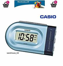 Casio DQ543 Digital Battery Beep Bedside Alarm Clock Snooze LED Backlight Blue