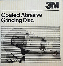 3M 01741 7 X 7/8 60 Grinding Disc; PKG25; FREE Expedited Same Day Shipping