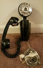 Vintage AECD Rotary Swivel Space Saver  Wall Phone