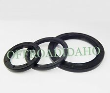 REAR DIFFERENTIAL SEAL ONLY KIT YAMAHA KODIAK 400 4WD 1998 1999 2000 2001 4x4