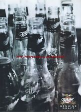 Miller Genuine Draft Beer 1997 Magazine Advert #2282