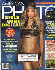 DENISE RICHARDS SEXY SAVAGE AMERICAN PHOTO 2005 STEVE WAYDA MICHAEL NICHOLS