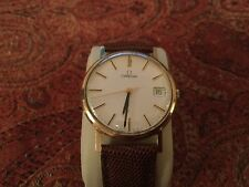 OMEGA 9ct SOLID GOLD MANUAL WINDING WATCH CAL.1030