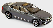 wonderful modelcar VOLVO S90 2016 - osmium grey metallic  - scale 1/43