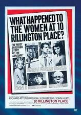 10 RILLINGTON PLACE [REGION 1] NEW DVD