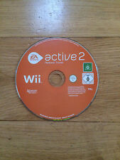 EA Sports Active 2 Personal Trainer for Nintendo Wii *Disc Only*