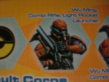 Infinity Wu Ming Combi Rifle Light Rocket Launcher Yu Jing metal new