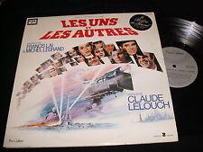 LES UNS LES AUTRES CLAUDE LELOUCH   DOUBLE LP Vinyl~Canada Pressing  PPC-26002