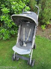 Maclaren Techno XT Stroller Buggy Pushchair umbrella fold extended sunshade