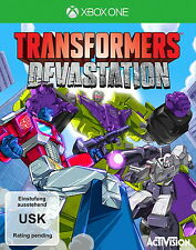 Transformers Devastation - Xbox One - deutsch - Neu / OVP