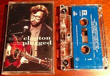 Unplugged by Eric Clapton Cassette