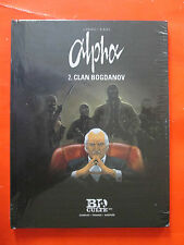 BD / ALPHA N°2 CLAN BOGDANOV / BD CULTE XIV COLLECTION / B16E4