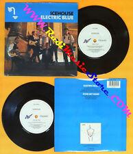 LP 45 7'' ICEHOUSE Electric blue Over my head 1987 uk CHRYSALIS no cd mc dvd