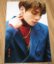 SHINee 1of1 1 of 1 SMTOWN COEX Artium SUM OFFICIAL GOODS 4X6 PHOTO JONGHYUN NEW