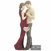 More Than Words 995 MTW Happy Anniversary Figurine GIFT New in BOX   14587