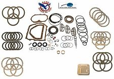 A604 Transmission Master Overhaul Rebuild Kit 90-Up Stage 3 40TE,41TE,F4AC1