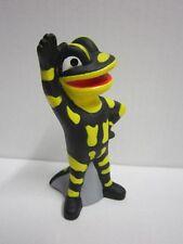 Madel Salamander Lurchi quitscher figura grellgelb-negro 11,5 cm