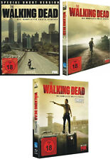 Uncut THE WALKING DEAD komplett Staffel 1 2 3 Collection 10 BLU-RAY Box Neu