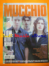 Rivista MUCCHIO SELVAGGIO 607/2005 Low Pogues Chemical Brothers Lou Barlow No cd